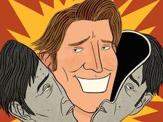 Menaji featured in Playboy. IN 2015, WILL MEN WEAR MAKE-UP?