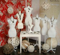 Miniature Jewellery Now Available @ Poppy's Petites   Flickr - Photo Sharing!