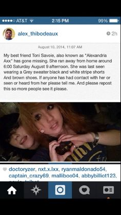 Please please help find my friend ----- REPOST EVERYWHERE------>>>REPOST PEOPLE