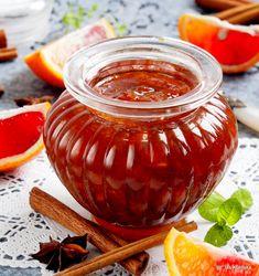 Smaczna Pyza sprawdzone przepisy kulinarne: Konfitura z czerwonych pomarańczy