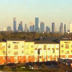 Houston, TX Texas, Houston Tx, Seattle Skyline, Coast, Places, Pictures, Travel, United States, Cities