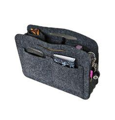 Handtasche Organizer - Schwarz