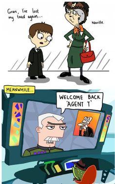 Ohh Neville!
