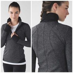 NWT Lululemon Runderful 1/2 Zip NWT Lululemon Runderful 1/2 Zip. Size 6. Brand new and in perfect condition! No trades, no PayPal, but I do 10% discounts with bundles of 3+. Feel free to ask questions!  lululemon athletica Jackets & Coats