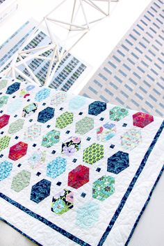 Quiltology - Free Quilt Pattern