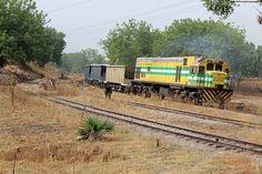 Nigerian Railway Corporation Africa, Train, Film, Movie, Film Stock, Cinema, Strollers, Films