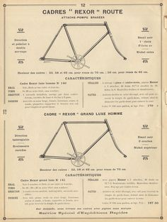 Bicicletas Raleigh, Cycling Art, Bike Art, Bicycle Design, Road Bikes, Vintage Bicycles, Vintage Racing, Decoupage, Catalog