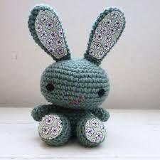 """Képtalálat a következőre: """"crochet bunny"""""""