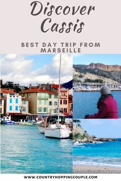 How to explore Cassis, a hidden gem on French Riviera Beautiful Castles, Beautiful Beaches, Travel Couple, Family Travel, France Travel, Travel Europe, European Travel Tips, Destinations, French Riviera