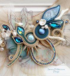 Soutache details by serena Di Mercione