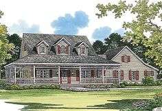Open Courtyard Dream Home Plan - 81384W | Florida, Mediterranean, Southwest, Spanish, Photo Gallery, 1st Floor Master Suite, CAD Available, Courtyard, In-Law Suite, MBR Sitting Area, PDF, Split Bedrooms, Unlimited Build License, Wrap Around Porch | Architectural Designs