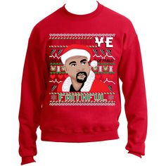2eec4d5c This Yeezy Ugly Christmas Sweater has definitely been a best seller, don't  miss