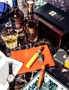 El placer de acompañar productos de Havana Club y Habanos se convierte en una experiencia única.