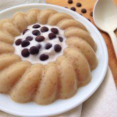 Flan de proteína sabor cookies and cream. Ingredientes: - 1/2 litro de leche de avena - 2 cazos de proteína en polvo sabor cookies and cream...