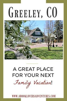 If you're heading to Colorado, you may want to add a day in Greeley to your trip! Check out what to see & do in Greeley. Great for a family vacation or a couples getaway! Best Family Vacations, Family Road Trips, Road Trip Usa, Family Travel, Beautiful Places To Live, Great Places, Places To Go, Family Adventure, Adventure Travel