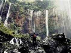 My Trip My Adventure Air Terjun TUMPEK SERIBU SUBHANALLAH Ke Eksotisan L...