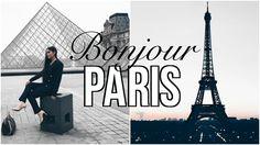 Bonjour Paris - Lugares que eu visitei em Paris | Viagem a Paris no Outo...