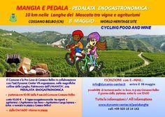 Mangia e Pedala 8 maggio Cossano Belbo (CN)