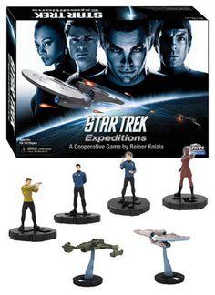 Tabletop Co-Op: Star Trek Expeditions