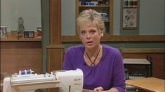 Video: Nancy Zieman's Sewing A to Z , Part 3 | Watch Sewing with Nancy Online. So much helpful information.  Definitely a must watch for all seamstress's or beginner's.  I love her videos!