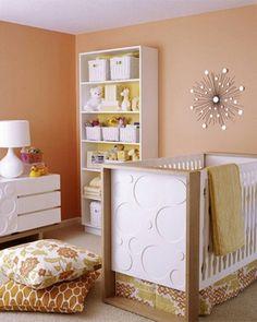 Babyzimmer In Braun Grün Farbkombination Papierlaternen | Babyzimmer |  Pinterest | Papierlaterne, Babyzimmer Und Braun