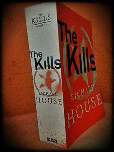 Neuer Regalbewohner | Richard House: The Kills