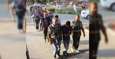 Adana merkezli 9 ilde 36 sahte polis yakalandı