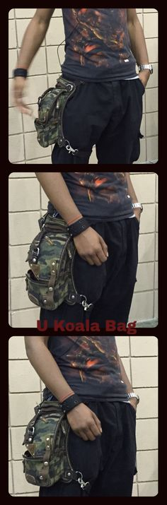 For men U Koala Bag also fits very well! Perfect fit your body's shape, the weight evenly distribute on your whole body, you feel such a release and such a joy--U Koala Bag is just like a hug from the koala bear!