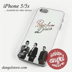 Panic at the disco crews Phone case for iPhone 4/4s/5/5c/5s/6/6 plus