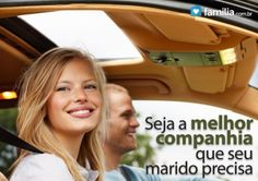 Familia.com.br   Como aliviar o estresse do marido no trânsito