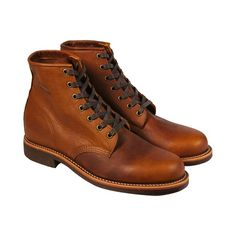 Chippewa is known for their outdoor and work products, but have recently launched a casual line of shoes and boots that is all made in America. They produce a quality product at a price where extreme value is delivered. Combat Boots, Men's Boots, Shoe Boots, Shoes, Dress With Boots, American Made, Product Launch, Lace Up, Footwear