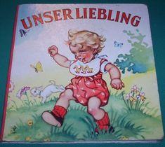 Bilderbücher-Ilse Wende-Lungershausen