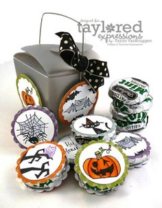 Taylored Expressions: Halloween Treats