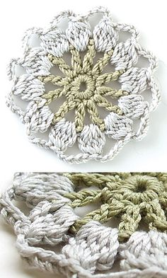 Ravelry: 28-56 Cotton Smile Motif pattern by Pierrot (Gosyo Co., Ltd)