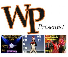 WP Presents! Upcoming Shows at WP Presents located at William Paterson University at the Shea Performing Arts Center which offers family friendly performances by Mommy University at www.MommyUniversityNJ.com