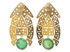 Sasa Earrings | Paula Mendoza Jewelry | AHAlife