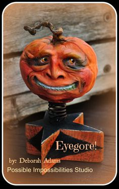 Hey, I found this really awesome Etsy listing at https://www.etsy.com/listing/130920670/vintage-style-folk-art-halloween-bobble