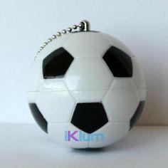 Cooler USB-Stick 8GB - Fußball €12.90 #usbstick #usbsticks #usb #geschenk #geschenke #geschenksideen #angebot #angebote
