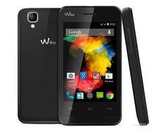 "PN:GOABLACK  SMARTPHONE WIKO GOA 3.5"" BLACK 3.5/DUALCORE/512MB/4GB/ DUAL SIM/ANDROID4.4  51,01€ PVP"
