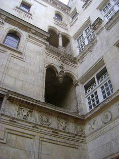 Maison Henri II - détail