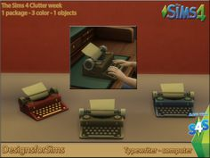 The Sims 4 Clutter week The Sims 4 Pc, Sims 4 Teen, Sims Four, Sims Cc, Skyrim, Sims 4 Decades Challenge, Sims Pets, Sims Medieval, Sims 4 Clutter