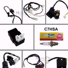 17 Best dune buggy images   Atv parts, Atvs, Dune Peirsd Cc Dune Buggy Wiring Harness on