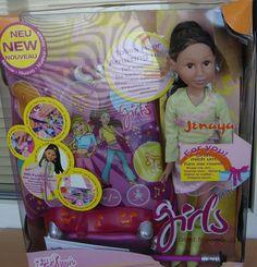 Мулатка Jenaya с музыкальным ковриком - очень редкая кукла от Zapf Creation, 2006 г, новая. / Игровые куклы / Шопик. Продать купить куклу / Бэйбики. Куклы фото. Одежда для кукол Zapf Creation, Amazing