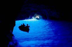 Grotta Azzurra, Capri   Dobré noviny