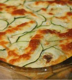 groentelasagne courgette