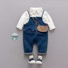 a31d6785be5f F3702 new Product Fashion Nova Clothing Baby Clothes Cowboy Denim Rompers  Jeans Kids Boys Clothing Wholesale - Buy 2017 New Arrivals