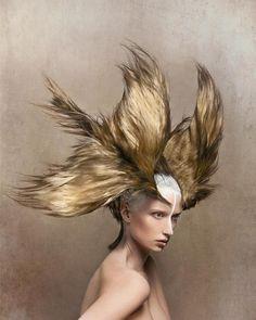 Hair by Robert Masciave