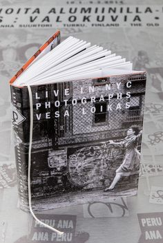 "VALOKUVAKIRJA / PHOTO BOOK ""ELÄVÄNÄ NYKISSÄ-LIVE IN NYC"" — Vesa Loikas Photography Photography Series, Dance Photography, Oita, Nyc, Contemporary Dance, Photo Book, Dance Pictures, New York, Modern Dance"