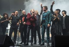 We get an inside look at the ultimate David Bowie tribute tour.