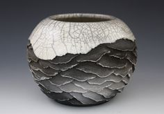 A Beautiful Piece Of Raku Pottery It Brings In So Many